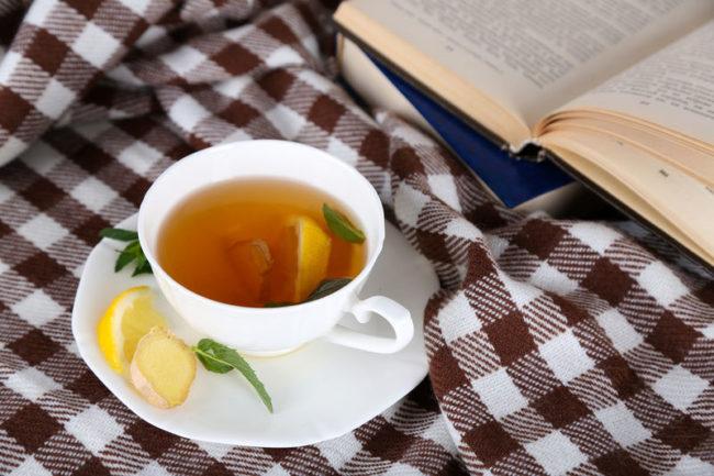 как правильно заваривать чай с имбирём в заварнике