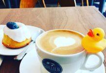 Кофе АПРЭ с шоколадом и корицей
