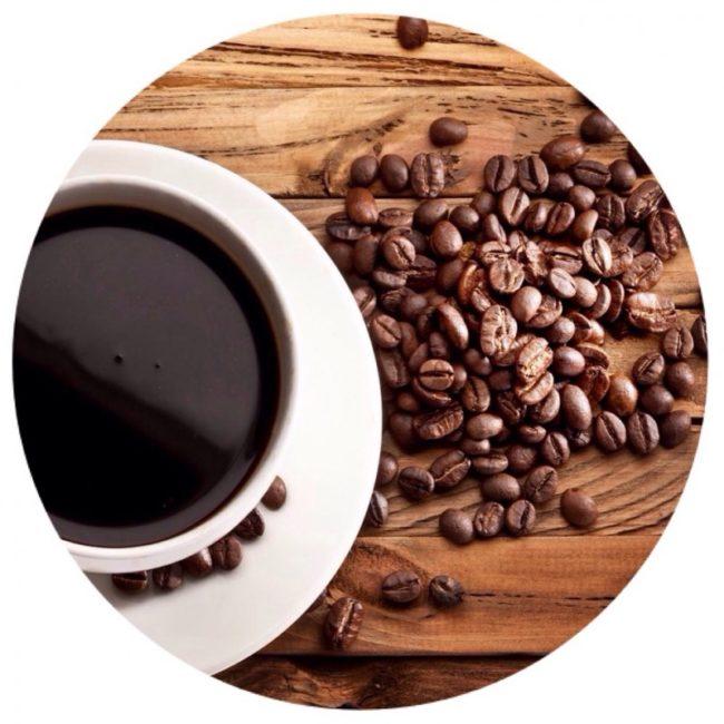 Сколько калорий в чашке кофе эспрессо