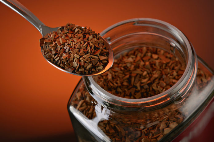 Калорийность растворимого кофе с сахаром на 100 мл напитка