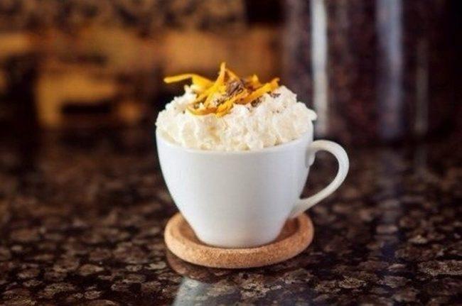 Настоящий рецепт кофе по венски