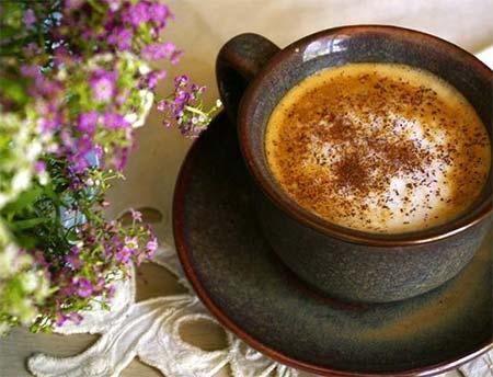 Кофе по венски с шоколадом