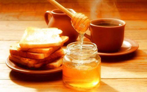 Классический рецепт кофе с мёдом