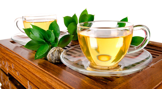 зелёный чай снижает уровень холестерина