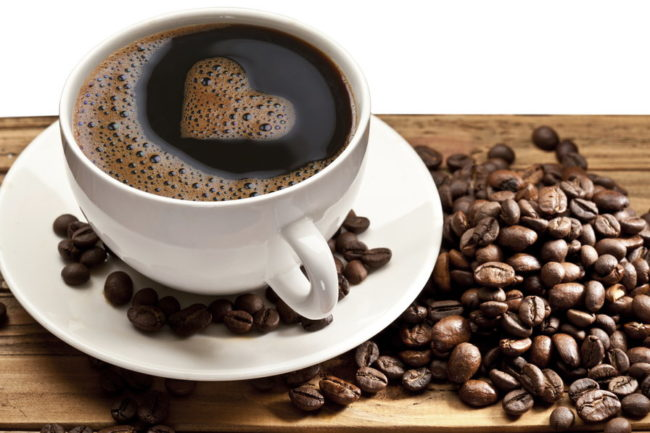 Калорийность натурального кофе. Пищевая ценность кофе
