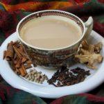 Витаминный зелёный чай с кардамоном