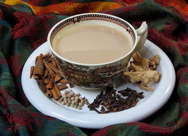 Витаминный чай:польза, рецепты