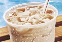 кофе айс латте