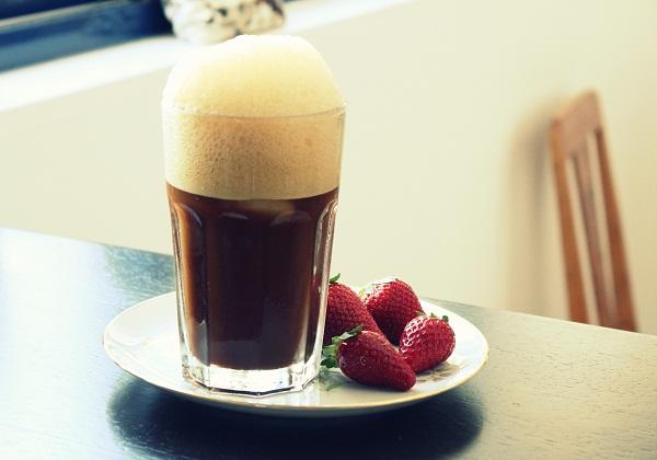 кофе фраппе: рецепт приготовления