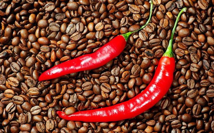 бодрящий кофе с перцем: рецепты