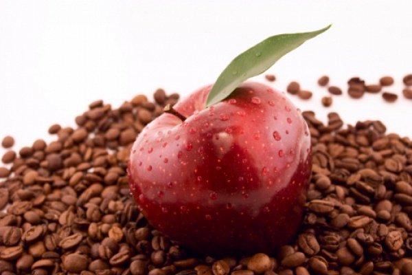 рецепт кофе с яблоком