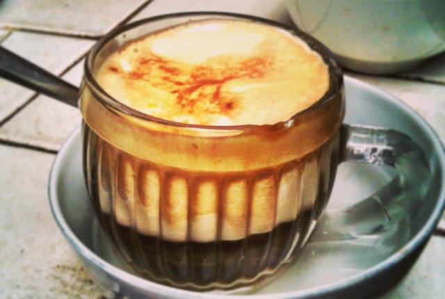 простой рецепт кофе с яйцом