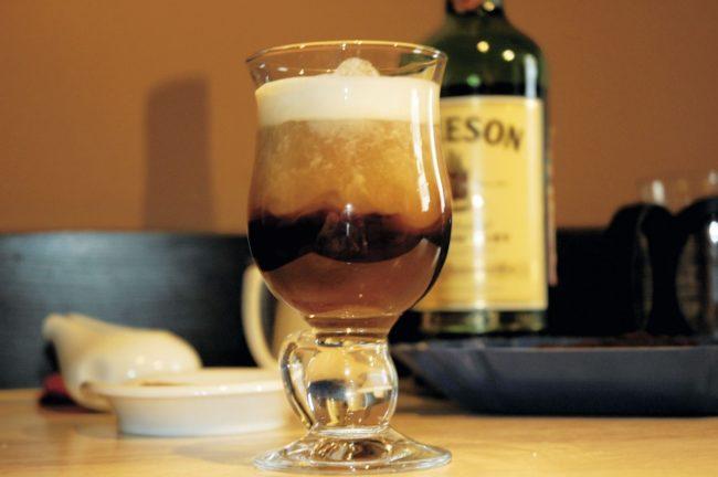 рецепт кофе с яйцом и ромом