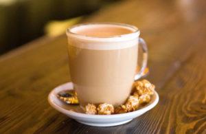 классический рецепт раф кофе