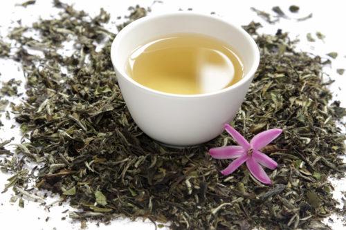 Белый чай: калорийность и химический состав белого чая