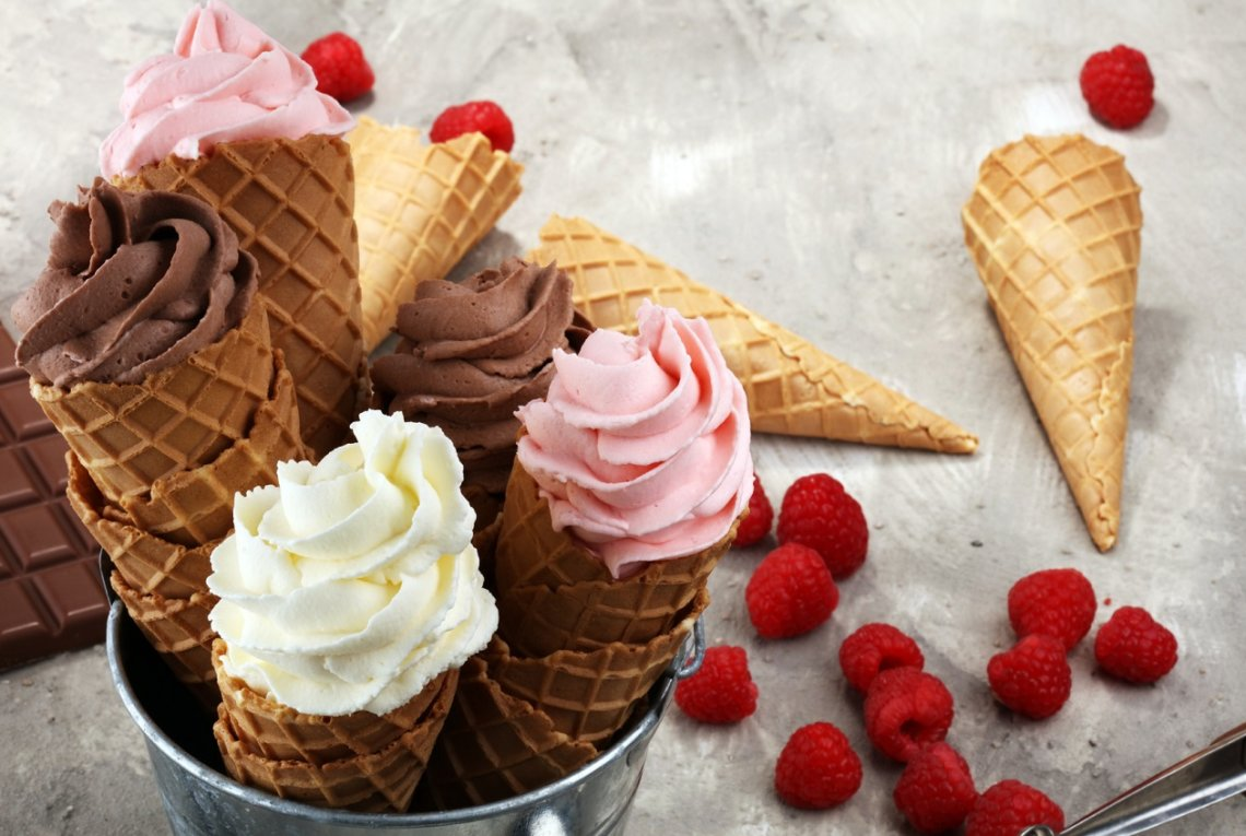Как сделать настоящее домашнее мороженое из молока