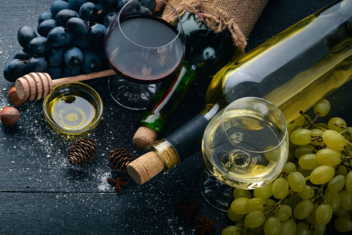 виноградная настойка