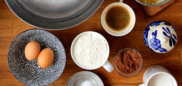 как испечь кофейный брауни в духовке