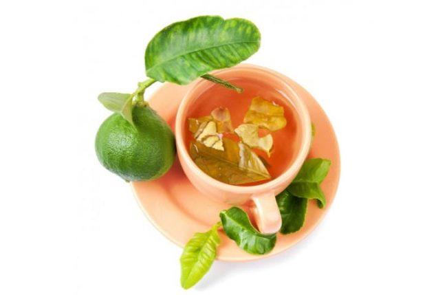 химический состав чая с маслом бергамота