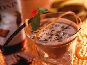 домашние рецепты приготовления алкогольного шоколадного коктейля