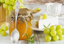 варенье из винограда - рецепты