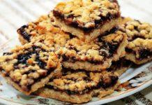 тёртый пирог с вареньем - пошаговый рецепт