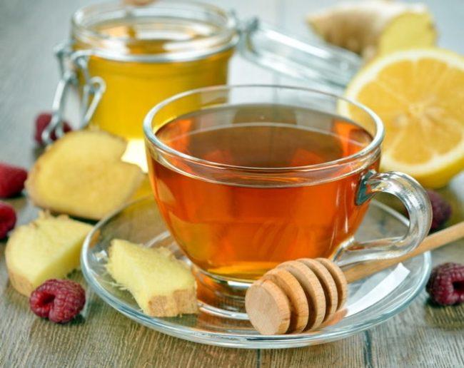 чай с корицей и имбирём для похудения