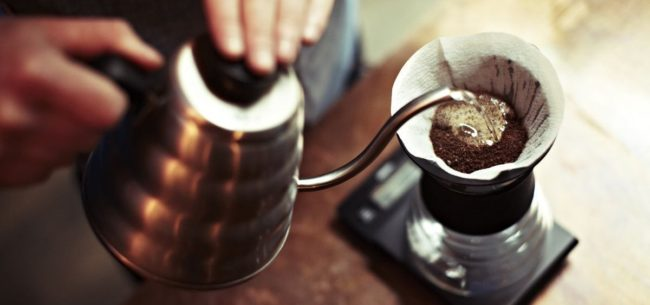 что такое фильтрованный кофе
