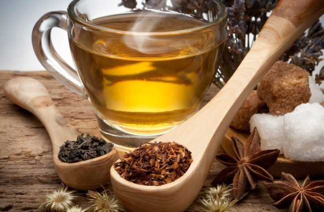добавки к чаю: список