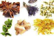 полезные добавки к чаю: список
