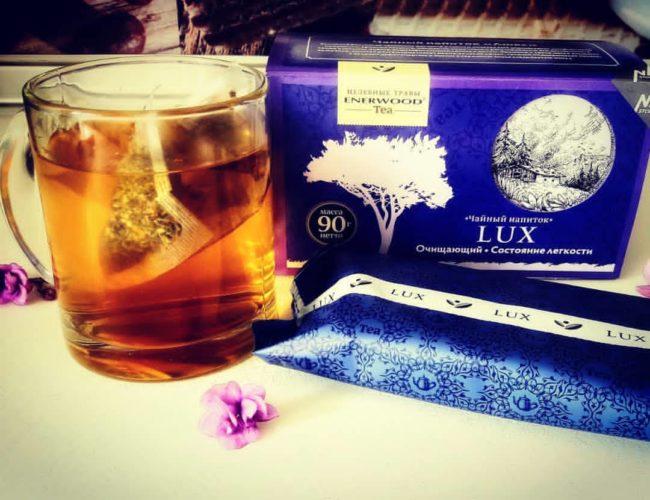 очищающий чайный напиток люкс