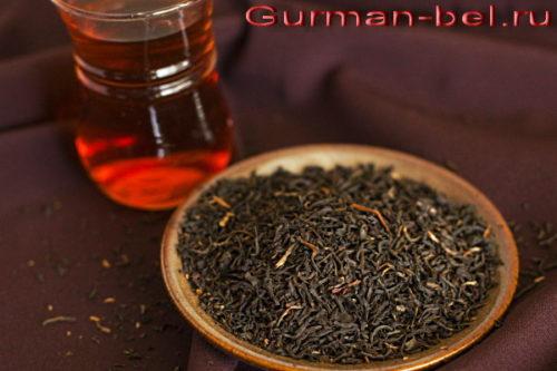 как заваривать черный чай Ассам