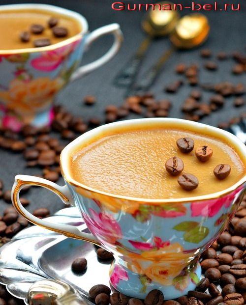 кофе по-баварски рецепт приготовления в домашних условиях