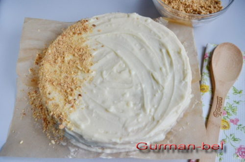 как испечь торт Наполеон в домашних условиях