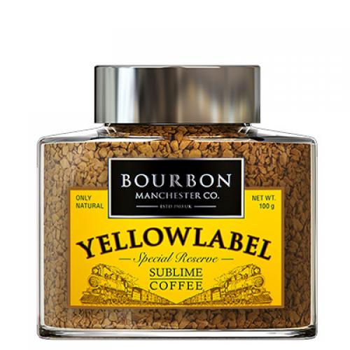 кофе Бурбон желтый из Бразилии
