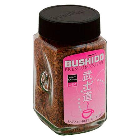 Кофе Бушидо растворимый Лайт Катана