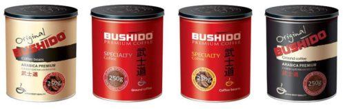 кофе Бушидо в зернах