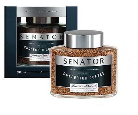 Кофе сенатор Ямайка Блю растворимый