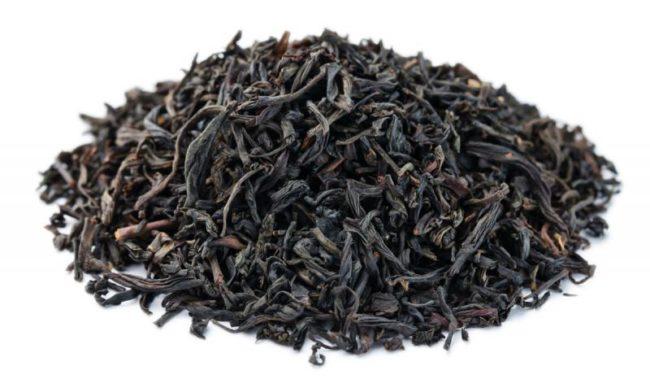 китайский копченый красный чай Лапсанг Сушонг