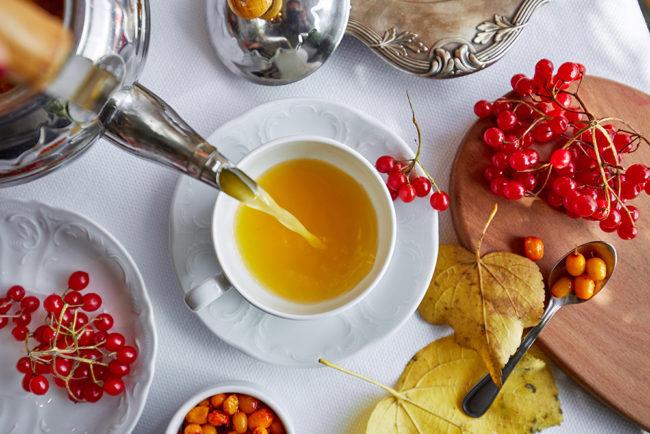 лучшие рецепты облепихового чая