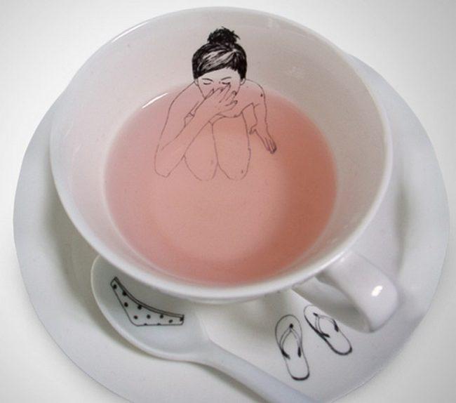 кружка для чая в подарок