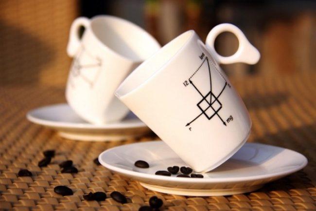 Креативная кружка для чая или кофе