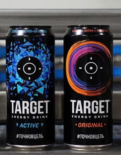 энергетический напиток Таргет