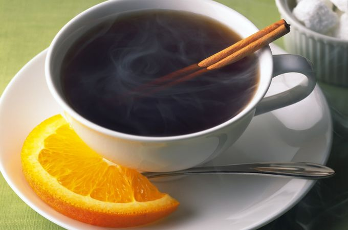 черный чай и здоровье