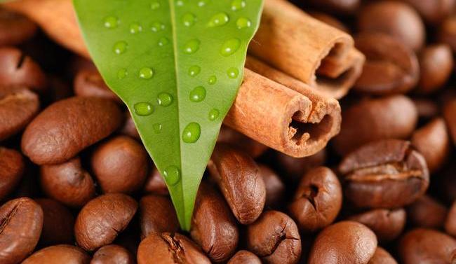 кофе и специи