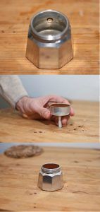 Кофеварка гейзерного типа 1