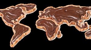 Шоколадная паста Nutella 1