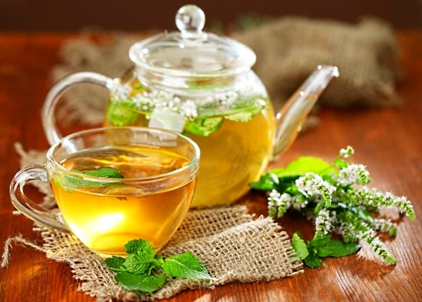 Успокаивающий чай - рецепты для взрослых и детей