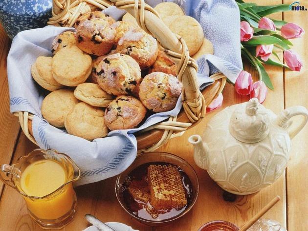 Вкусные рецепты с чёрным чаем