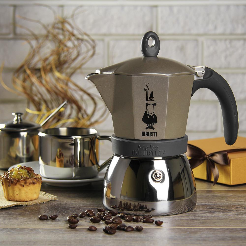 Гейзерные кофеварки - достойный вариант